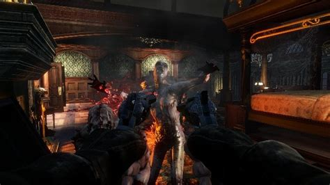 killing floor 2 review a ridiculously psychotic blood bath