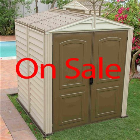 Plastic Shed 6x6 by Duramax 6x6 Store Mate Ships Free Storage Sheds Direct