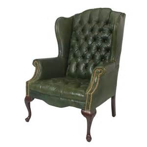 Leather Wing Chairs Design Ideas Leather Wingback Chair Rental Event Furniture Rental Delivery Formdecor