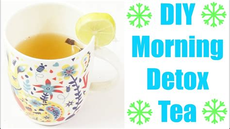 Diy Detox Tea For Flat Stomach by Detox Tea For Flat Stomach