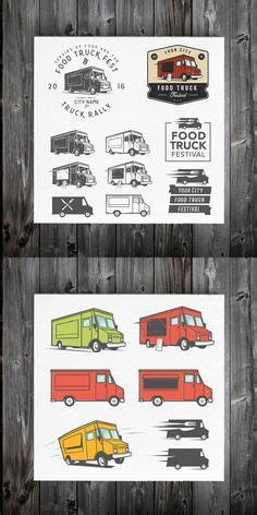 food truck design elements new logo for our tha 239 food truck logology pinterest