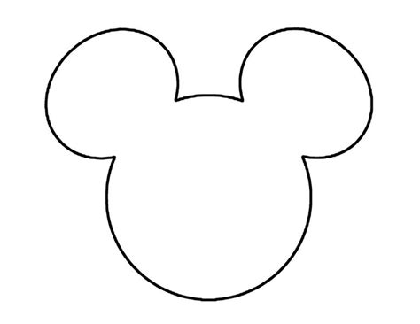 printable mouse mask template paper minnie mouse mask carnevale pinterest mouse