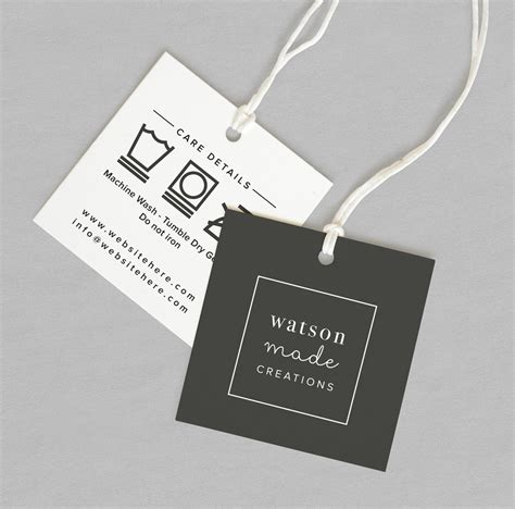 custom tags for custom clothing labels custom clothing tags clothing tags hang tag custom clothing
