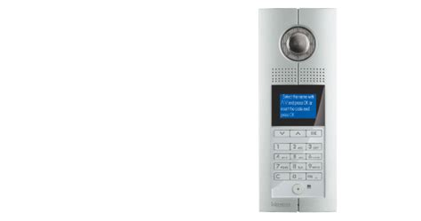 comelit intercom doorbell