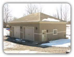 Garage Designs Canada Custom Detached Garage Plans Viewing Gallery