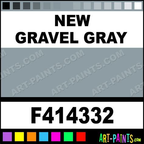 new gravel gray railroad acrylic paints f414332 new gravel gray paint new gravel gray color
