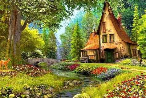 cottage style wallpaper cottage hd wallpaper just places to visit