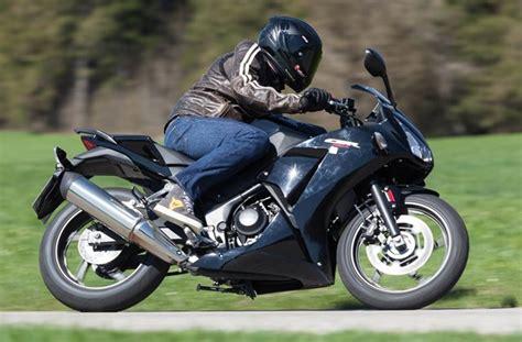 Supersport Motorrad Führerschein by Testbericht Honda Cbr300r Supersport Test 1000ps De