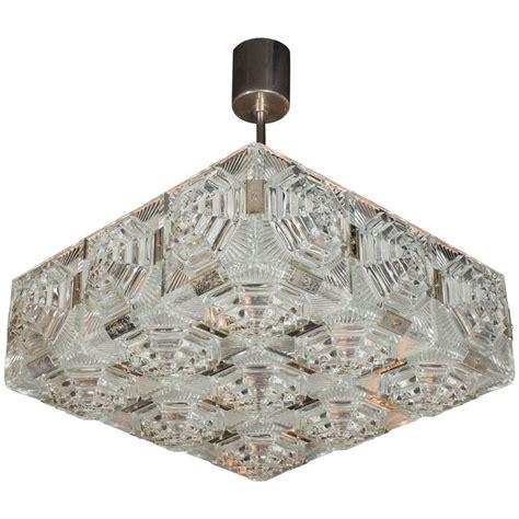 mid century semi flush mount lighting mid century modernist semi flush mount chandelier in the