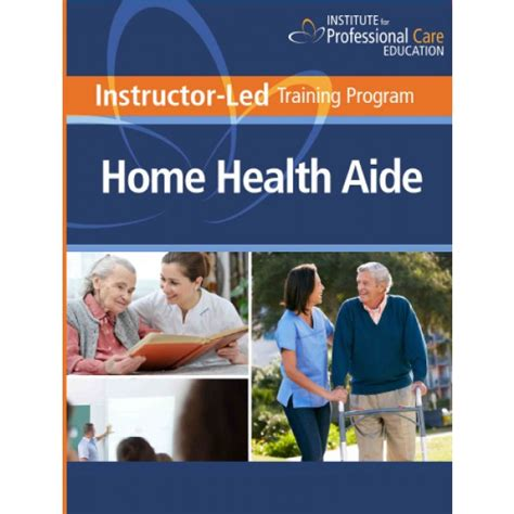 home health aide program
