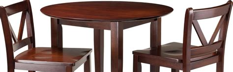 amazon com winsome fiona 5 piece round high pub table set in antique walnut finish kitchen amazon com winsome 3 piece fiona high round table with 2