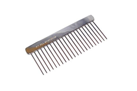 pin brush slicker brush metal comb 1 all systems