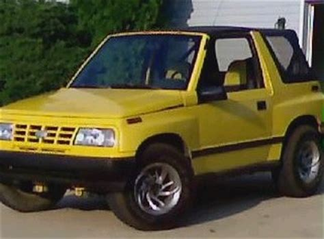trackin92 1992 geo tracker specs, photos, modification