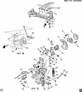 Cadillac Suspension Parts Cadillac Suspension Rear