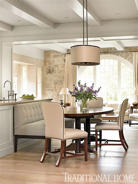 esszimmer sets carolina house with lovely light palette traditional home
