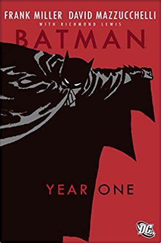 batman year one b0064w65so batman year one comicbazar