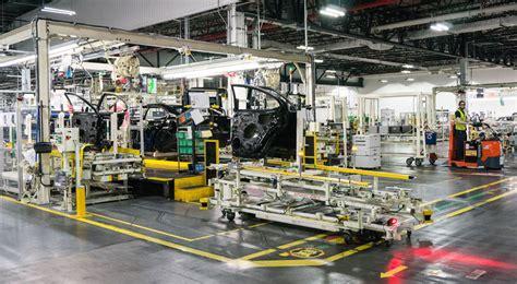 lexus manufacturing plants lexus es robot doors