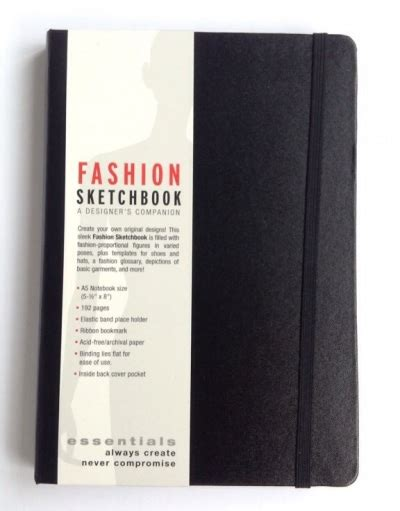 Promo Gambart Fashion Sketchbook coco rocha fancy box review coupon code june 2014