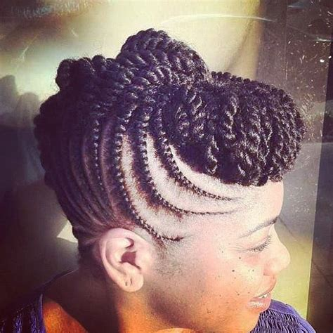silky flat twists updo silky twist hairstyles hairstylegalleries com