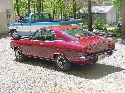 1973 opel manta 1973 opel manta photos informations articles