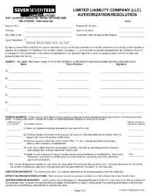 fillable online limited liability company llc