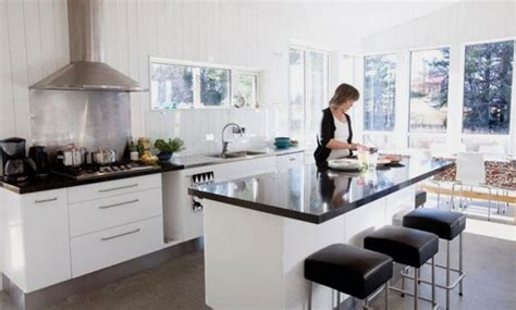 white kitchens grey bench tops black kitchen bench top white cupboards inspiration for home pinterest white