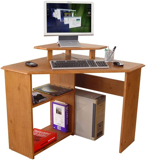 Best Corner Computer Desk by Top Desk For Computer On Teknik Corner Computer Desks Desk