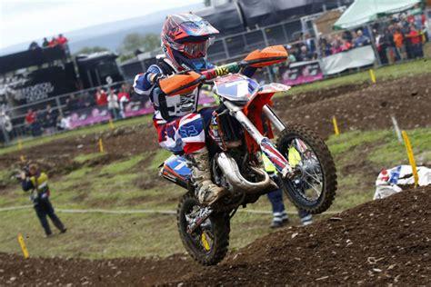 junior motocross bikes ktm dominates junior motocross chionship