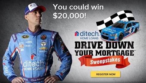 Car Key In Mail Sweepstakes - ditech drive down your mortgage sweepstakes