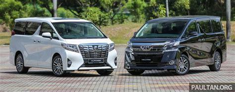 Toyota Alphard 2 5 X 2016 galeri toyota alphard 3 5 dan vellfire 2 5 2016 image 529986