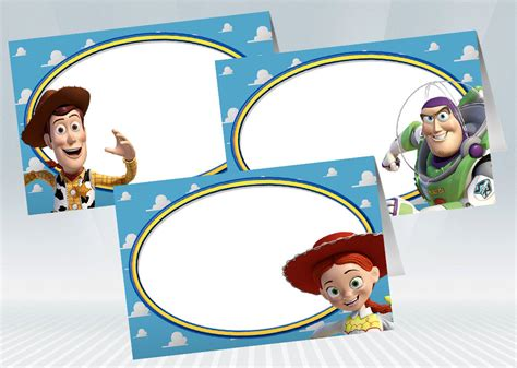printable toy story christmas gift tags toy story food tent food label