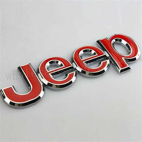 logo jeep grand popular jeep logos buy cheap jeep logos lots from china