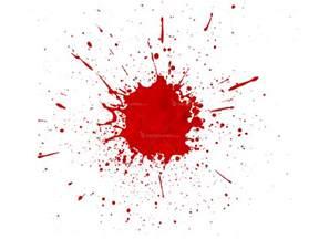 Blood Paint Splatter Png Backgroundsy