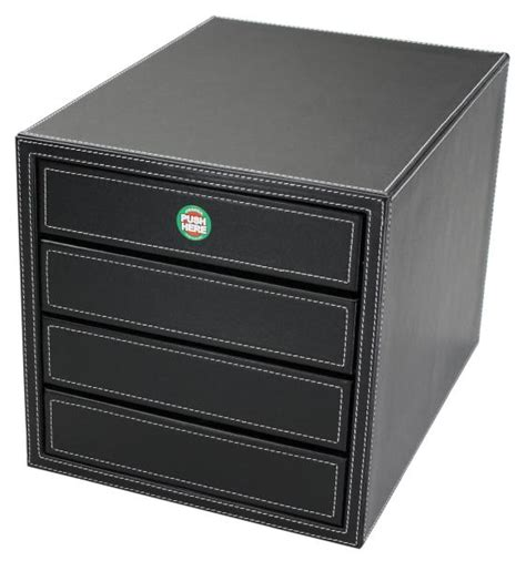 one touch file drawer faux leather one touch 4 drawer