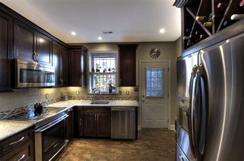 row home kitchen design dc row home kitchen fridge traditional kitchen