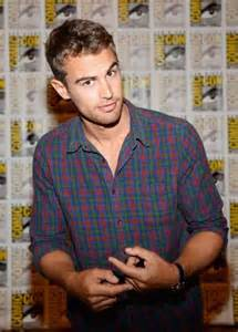 Image courtesy gettyimages com titles ergent names theo james theo