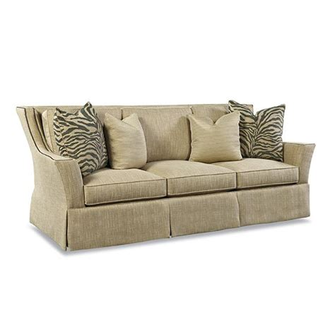 Neutral Sofa by The Amount Of Animal Print To Liven Up This