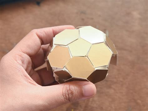 How To Make Sphere Out Of Paper - 3 ways to make a sphere out of paper wikihow
