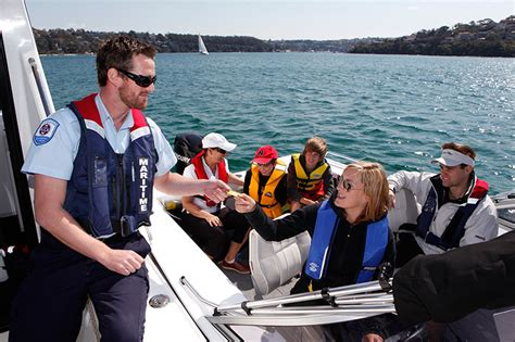 boating safety officer nsw international lifejacket wear principles resource