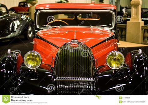 vintage bugatti race car antique 1930 bugatti car editorial stock photo image