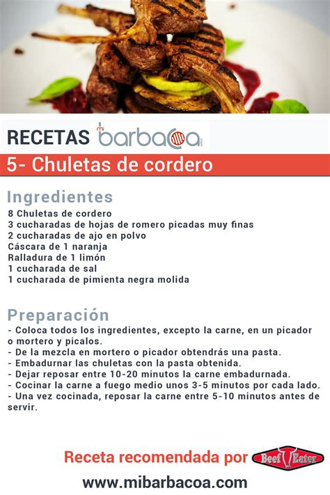 5 ingredientes 5 ingredients recetas para barbacoa recomendadas mibarbacoa com