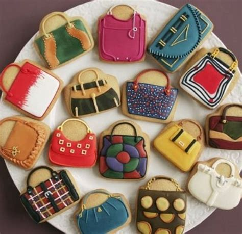 Cokkit Handbag 17 best images about purse cookies on cookies bon voyage and cookie favors