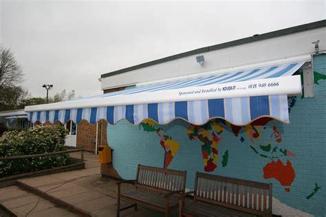 school awnings school awning installation kover it blog