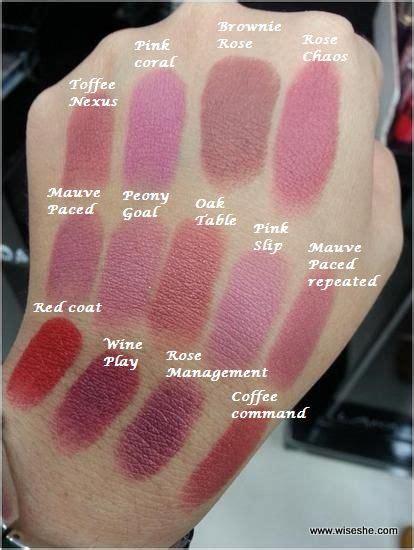 Lipstik Purbasari Satin 25 best ideas about lakme lipstick shades on lipstik matte mac cosmetics lipstick