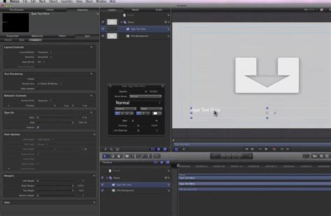 fcpx motion templates motion 5 and fcpx