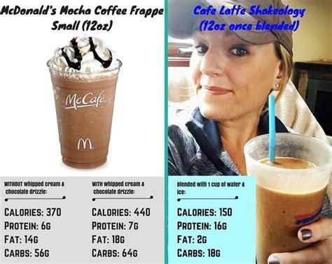 Feellife Mocha Coffee Latte cafe latte shakeolgoy vs mcdonald s mocha coffee frappe posts from www emilyjgoodman