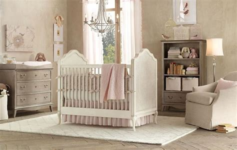 16 Adorable Baby Girl S Nursery Ideas Rilane Baby Bedroom Themes