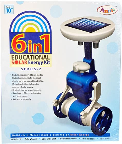 Distance Mba In Renewable Energy Management In India by 6 In 1 Educational Solar Energy Kit Series 2 Price