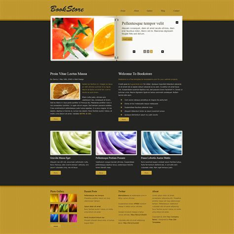 templates for bookstore website template 360 bookstore