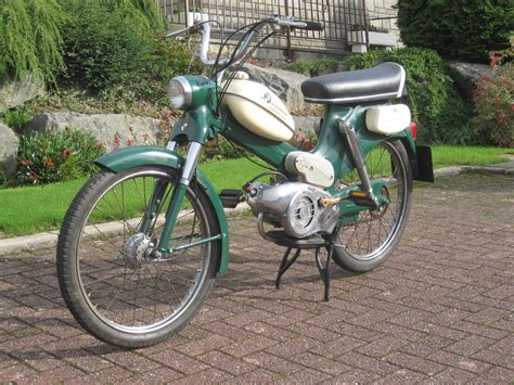 Mofa Puch by Puch Ms50d Moped